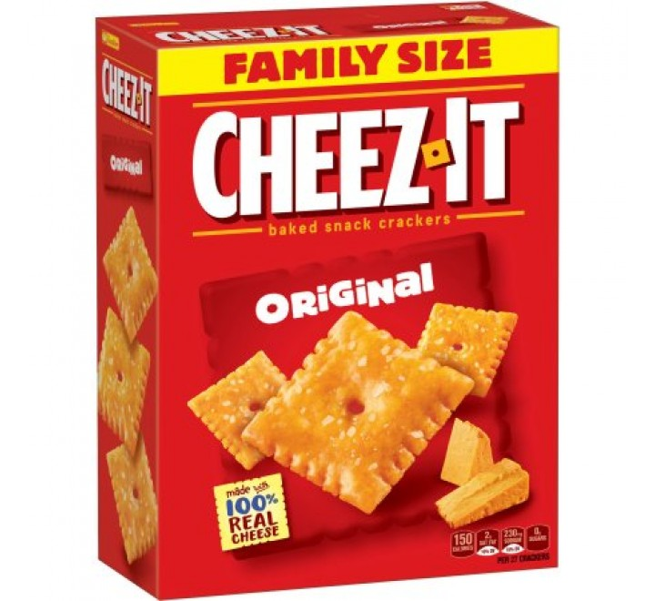Cheez It Baked Snack Original (388g)