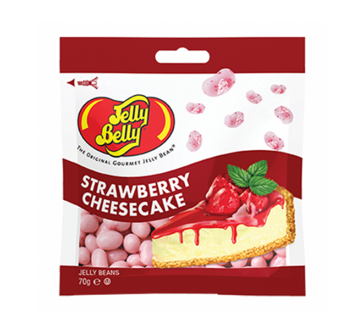 Jelly Belly  Strawberry Cheesecake Jelly Beans (70g)