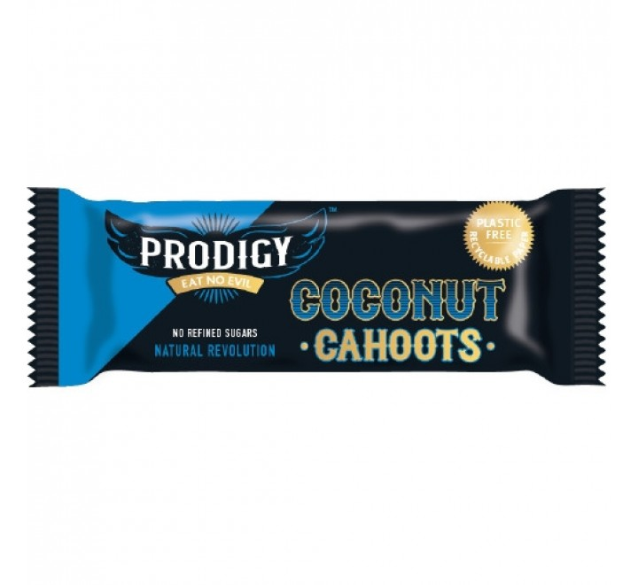 Prodigy Coconut Cahoots Chocolate Bar (45g)