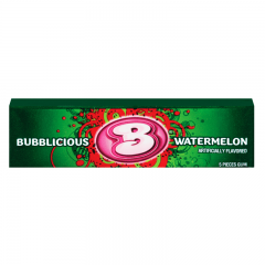 Bubblicious Watermelon Gum