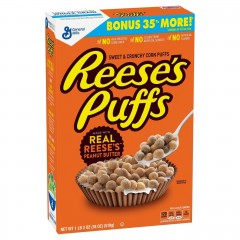 Reese's Puffs Cereal, Large (473g)
