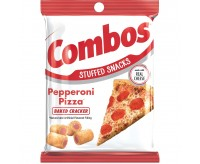 Combos Pepperoni Pizza, Baked Cracker (178g)