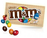 M&M's Almond, Share Size (80g)