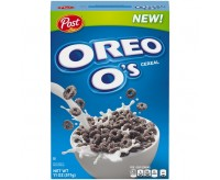 Post Oreo O's Cereal (311g)  (BEST-BY DATE: 19-11-2021)